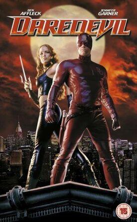 Daredevil VHS