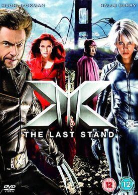 X-Men III The Last Stand DVD