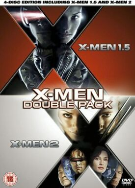 X-Men Double Pack DVD