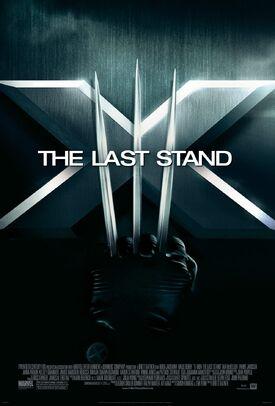 X-Men III The Last Stand Poster