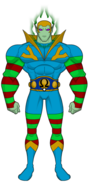 Captain Stocking Arms