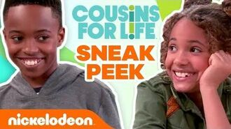 Sneak Peek of Nick's Brand New Comedy 'Cousins for Life' - Nick