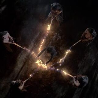 Pentagram ritual
