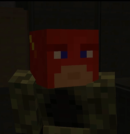 Red (SGC Series) | The Crafting Dead Roleplay by
