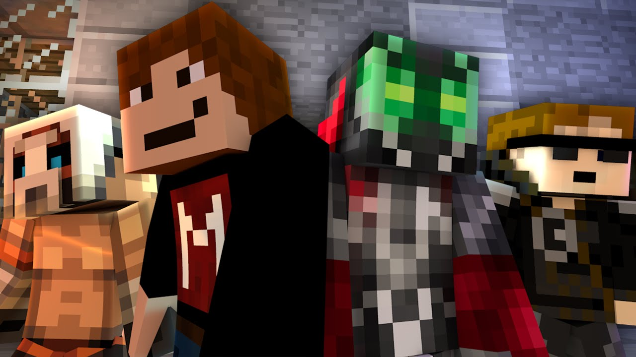 Characters Appearances | The Crafting Dead Roleplay by