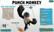Punch Monkey