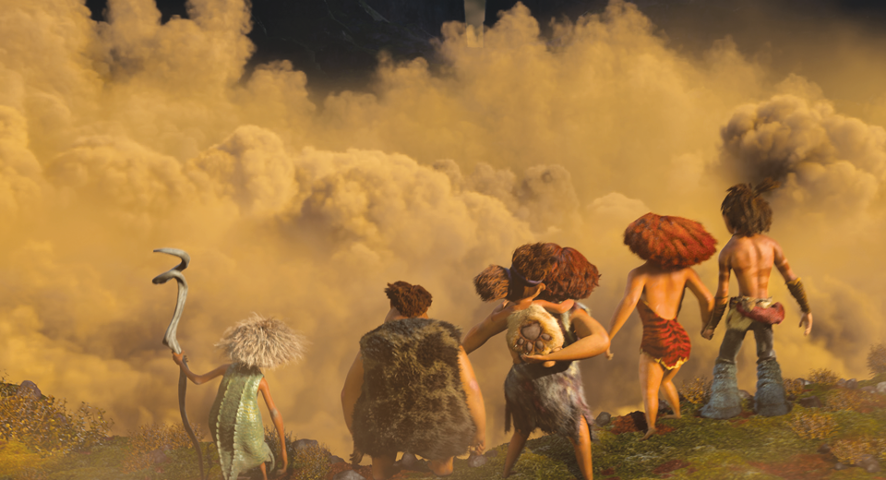 The end the croods wiki fandom powered by wikia the end voltagebd Gallery