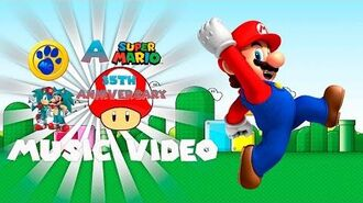 Super Mario Generations 35 Years of Super Mario!