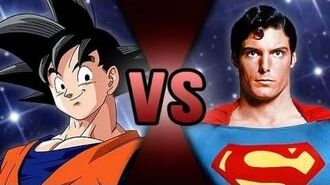 Goku VS Superman DEATH BATTLE! ScrewAttack!