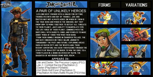 Jak and Dax Bio