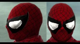 How to make Spider-Man in Soul Calibur V