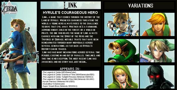 Link Bio