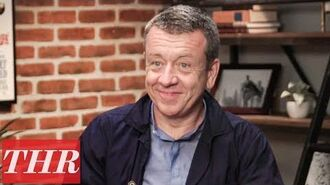 'The Crown' Creator Peter Morgan