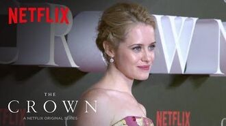The Crown From Read Through to Premiere Netflix