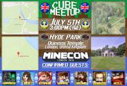 Cube Meetup - Minecon 2015