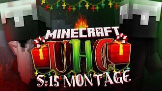 Minecraft Cube UHC Season 15 Montage