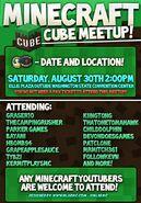 Cube Meetup - Pax Prime