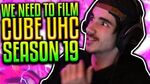 Hurry, we have to film UHC Season 19!