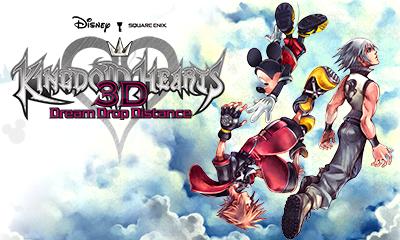 Kingdom Hearts 3d Dream Drop Distance The Cutting Room