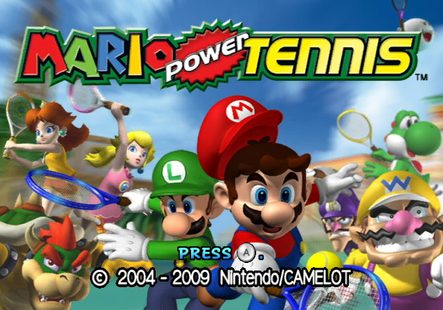 Mario Power Tennis | The Cutting Room Floor Wiki | FANDOM powered by