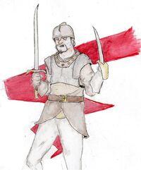 Captain marcus wester again by grueler-d5y1ri4