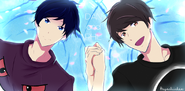 Free x dan and phil crossover by ayachiichan-d8wpp6j