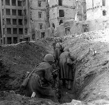 62. armata a Stalingrado