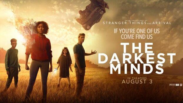 The Darkest Minds - Banner