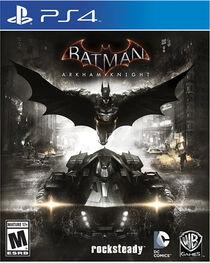 BatmanAKPS4