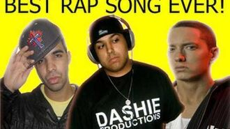 "DashieXP - BEST RAP SONG EVER!! ""Milk, Cookies, Soda, Chips!"""