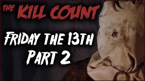 friday the 13th part 2 1981 kill count the dead meat