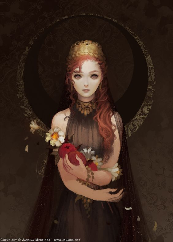 persephone the demonic paradise wiki fandom powered by wikia