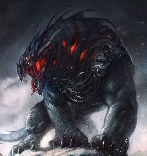 monster the demonic paradise wiki fandom powered by wikia