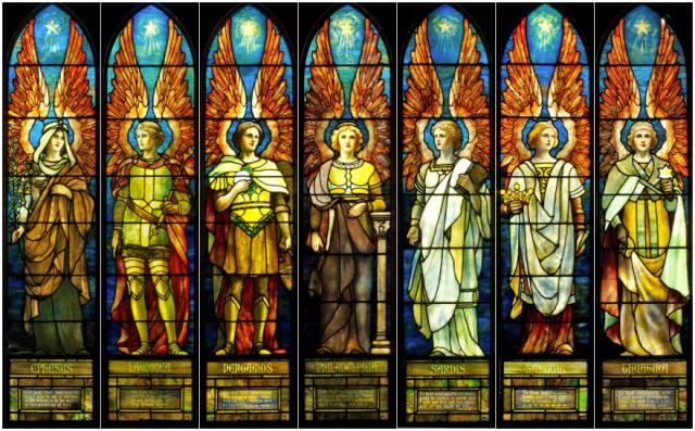 Резултат с изображение за seven archangels of god