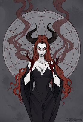 Lilith the Demon Queen