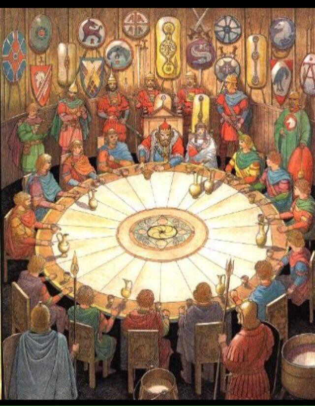 knights of the round table the demonic paradise wiki fandom rh the demonic paradise wikia com the round table youtube the round table zt2