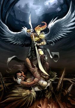 Angel Triumphant