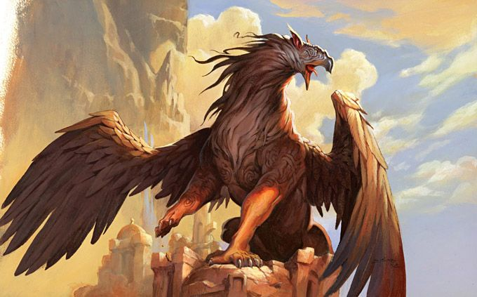 Hippogriff the demonic paradise wiki fandom powered by wikia - A picture of a griffin the creature ...