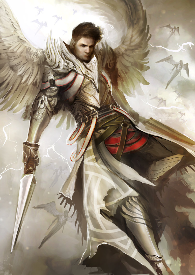castiel guardian angel
