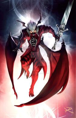 Devil may cry dante devil trigger by digitalninja-daq27ba