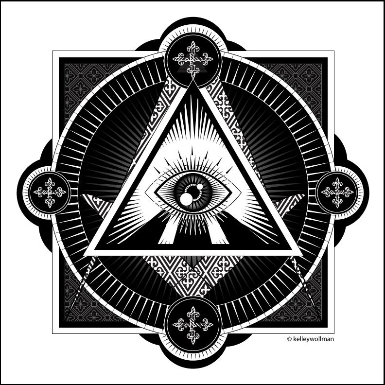 Image Illuminati Symbolg The Demonic Paradise Wiki Fandom