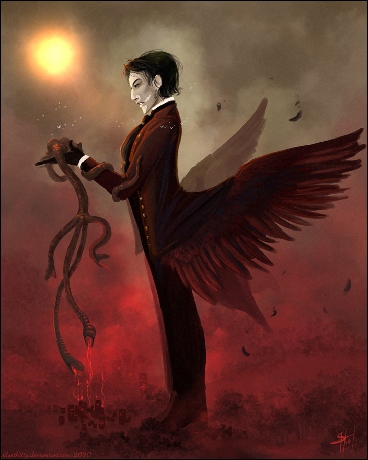 the role of satan in paradise Hell, also known as the underworld, hades, the netherworld, the abyss, the demon world, and countless other names is the spiritual realm of evil and the domain of lucifer and satan and their legions of demons and the damned.