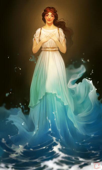Aphrodite by gaudibuendia-d9mhq07