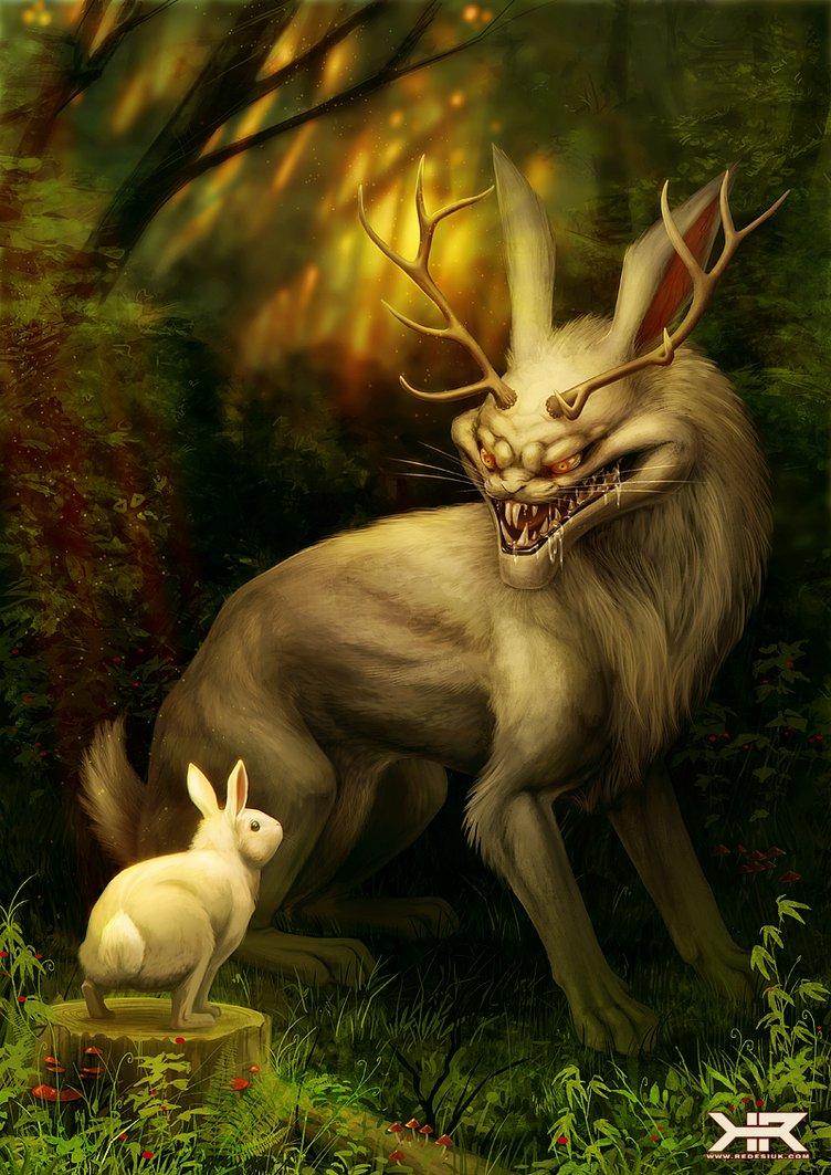 jackalope the demonic paradise wiki fandom powered by wikia