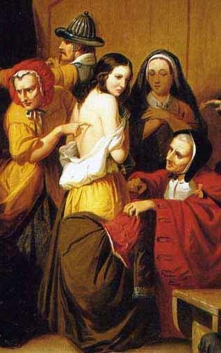 Witches' Mark | The Demonic Paradise Wiki | FANDOM powered