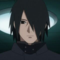 Sasuke Uchiha from Naruto