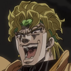 Dio Brando from <i>JoJo's Bizarre Adventure</i>