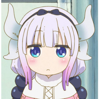 Kanna Kamui from <i>Miss Kobayashi's Dragon Maid</i>