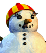 SnowmanDialogue