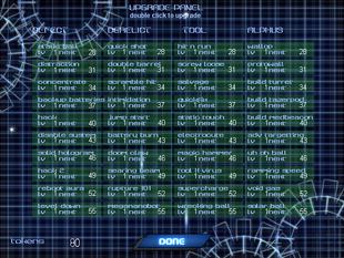 TDR upgrades